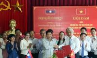 Tăng cường hợp tác du lịch giữa tỉnh Điện Biên và tỉnh Luangprabang