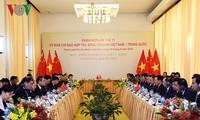 Phiên họp lần thứ 11 Ủy ban chỉ đạo hợp tác song phương Việt Nam - Trung Quốc