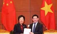 Đẩy mạnh trao đổi kinh nghiệm giữa Kiểm toán Nhà nước Việt Nam và Kiểm toán Trung Quốc