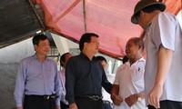 Phó thủ tướng Trịnh Đình Dũng: Khu vực Đồng bằng Sông Cửu Long chuẩn bị các phương án ứng phó với lũ