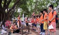 Sắc màu văn hóa Ninh Thuận là điểm nhấn Tết Trung Thu ở Bảo tàng dân tộc học (Hà Nội)