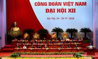 Đại hội Công đoàn Việt Nam lần thứ 12 bầu Ban chấp hành nhiệm kỳ 2018-2023