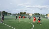 Đại hội thể dục thể thao du học sinh Việt Nam tại Cộng hòa Czech lần thứ nhất