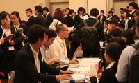 Hội thảo kết nối sinh viên Việt Nam với doanh nghiệp tại Nhật Bản lần thứ 6