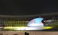 Asian Para Games 2018: Lễ khai mạc tràn ngập tinh thần sẻ chia và hòa quyện