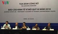 Kinh tế Việt Nam giữ vững đà tăng trưởng