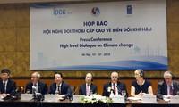 Việt Nam chủ động, tích cực thực hiện các cam kết quốc tế về biến đổi khí hậu