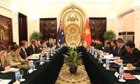 Đối thoại Chiến lược cấp Thứ trưởng Ngoại giao - Quốc phòng lần thứ sáu giữa Việt Nam và Australia