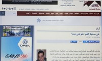 Báo Ai Cập ca ngợi Chủ tịch Hồ Chí Minh và quan hệ Việt Nam - Ai Cập