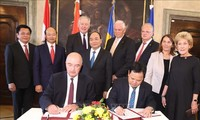 Thủ tướng Nguyễn Xuân Phúc thăm Đại học Khoa học ứng dụng Krems, kết thúc thăm chính thức Cộng hòa Áo