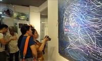 Khai mạc Triển lãm mỹ thuật hữu nghị Việt - Pháp