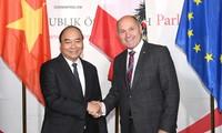 Việt Nam và Cộng hòa Áo tăng cường hợp tác song phương
