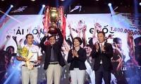 Gala tôn vinh các tập thể, cá nhân có đóng góp cho mùa giải bóng đá chuyên nghiệp Việt Nam thành công