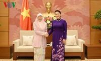 Việt Nam và Malaysia tăng cường hợp tác trên nhiều lĩnh vực