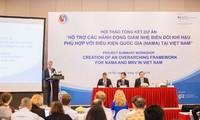 Dự án NAMA góp phần giảm thiểu và thích ứng biến đối khí hậu của Việt Nam