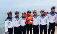 Tin tưởng vào sự nghiệp xây dựng và bảo vệ chủ quyền biển đảo