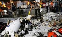 Điện thăm hỏi Indonesia vụ tai nạn máy bay Lion Air