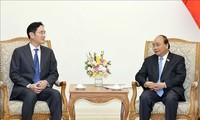 Chính phủ Việt Nam tạo mọi điều kiện thuận lợi cho tập đoàn Samsung kinh doanh thành công