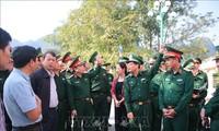 Cao Bằng chuẩn bị sẵn sàng cho giao lưu biên giới hữu nghị Việt - Trung