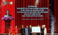 Kiên Giang: Chính thức công bố thành lập thành phố Hà Tiên