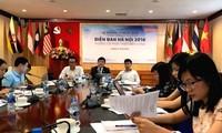 Lần đầu tiên tổ chức Diễn đàn Hà Nội về ứng phó với biến đổi khí hậu