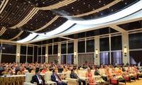 Lần đầu tiên tổ chức hội nghị lãnh đạo Phật giáo Việt Nam, Lào, Campuchia