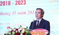 Xây dựng Hội Doanh nhân Tư nhân Việt Nam trở thành ngôi nhà chung của doanh nhân Việt Nam