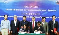 Các tổ chức phi chính phủ nước ngoài hỗ trợ Gia Lai phát triển bền vững