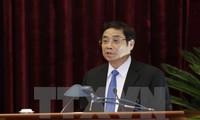 Trưởng Ban Tổ chức Trung ương Phạm Minh Chính: đẩy mạnh việc xây dựng đội ngũ cán bộ ngành Tổ chức xây dựng Đảng