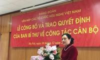 Thứ trưởng Bộ Ngoại giao Nguyễn Phương Nga nhận nhiệm vụ mới