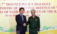 Việt Nam - Hàn Quốc tăng cường hợp tác trong lĩnh vực quốc phòng