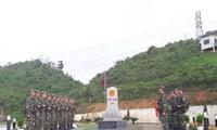 Việt Nam - Lào hợp tác giữ gìn vùng biên giới ổn định và phát triển