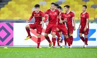 Tuyển Việt Nam sẵn sàng cho trận chung kết lượt đi AFF CUP 2018