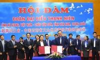 Thúc đẩy giao lưu thanh niên biên giới Hà Giang (Việt Nam) - Châu Văn Sơn (Trung Quốc)