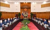 Hội đàm cấp cao Việt Nam và Liên bang Nga