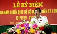 40 năm giải phóng Campuchia khỏi chế độ Khmer Đỏ: Chiến dịch đổ bộ đường biển Tà Lơn - thắng lợi của nghệ thuật quân sự VN