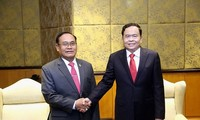 Thắt chặt hơn nữa mối quan hệ Việt Nam - Campuchia