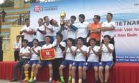 ICFOOD Cup - kết nối các thế hệ sinh viên Việt Nam tại Hàn Quốc