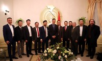 Đại sứ Nguyễn Minh Vũ gặp mặt cộng đồng người Việt tại CHLB Đức