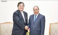 Chính phủ Việt Nam luôn tạo mọi điều kiện thuận lợi cho các doanh nghiệp Nhật Bản