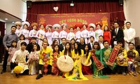 Tết cộng đồng của người Việt Nam tại thành phố Hwaseong, Hàn Quốc