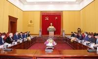 Bộ trưởng Bộ Công an Tô Lâm hội đàm với Bộ trưởng Bộ Nội vụ Cộng hòa Lithuania