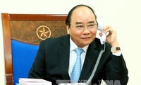 Thủ tướng Nguyễn Xuân Phúc: Các cầu thủ Việt Nam hãy tự tin thi đấu