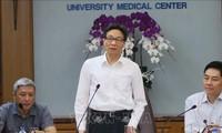 Tháo gỡ vướng mắc để bệnh viện và trường đại học quản lý bệnh viện cùng phát triển