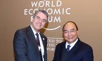 Hoạt động của Thủ tướng Nguyễn Xuân Phúc tại Thụy Sỹ