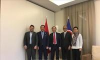 Việt Nam đảm nhận vị trí Chủ tịch luân phiên Ủy ban ASEAN tại Madrid