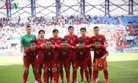 Đội tuyển bóng đá Việt Nam lọt vào top 99 đội bóng mạnh thế giới ngay đầu năm mới Kỷ Hợi 2019