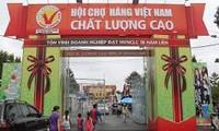 Hơn 540 doanh nghiệp sẽ được trao danh hiệu Hàng Việt Nam chất lượng cao