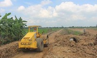 Đẩy nhanh tiến độ dự án đường cao tốc Trung Lương – Mỹ Thuận