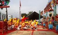 Lễ hội cầu ngư tại thành phố Đà Nẵng được công nhận di sản Văn hóa phi vật thể quốc gia